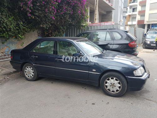 Voiture Mercedes benz Classe c 1999 à casablanca  Diesel  - 9 chevaux