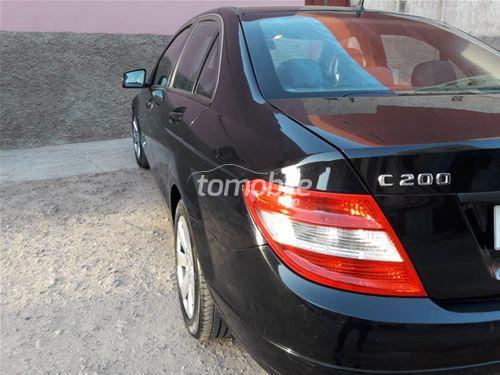 Mercedes-Benz Classe C Occasion 2010 Diesel 210000Km Agadir #87884 plein