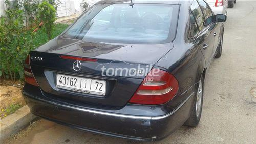 Mercedes-Benz Classe E Occasion 2002 Diesel 262000Km Rabat #87526 plein