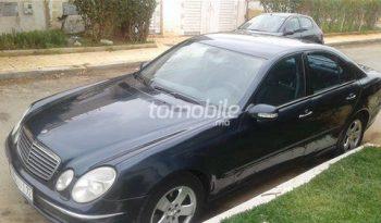 Mercedes-Benz Classe E Occasion 2002 Diesel 262000Km Rabat #87526