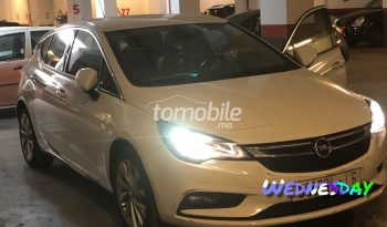 Opel Astra  2017 Diesel 21000Km Casablanca #87806