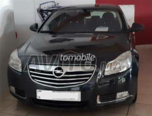 Opel Insignia Occasion 2014 Essence 103000Km Casablanca #87568 plein