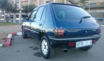 Peugeot 205 Occasion 1999 Diesel 300000Km  #88219