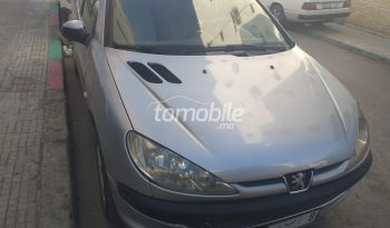 Peugeot 206  2004 Essence 200000Km Rabat #87924 plein
