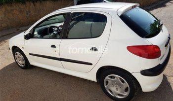 Peugeot 206 Occasion 2000 Essence 95000Km Rabat #87599