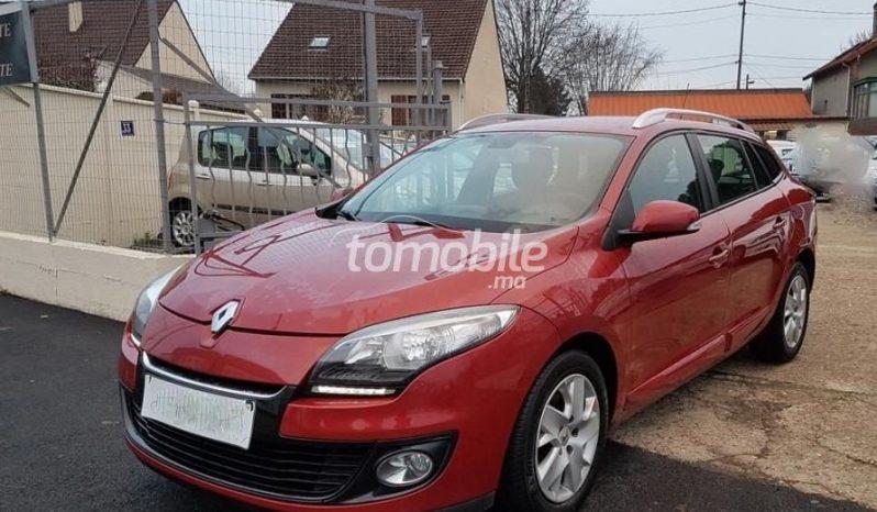 Voiture Renault Megane 02/2013 à tanger  Diesel