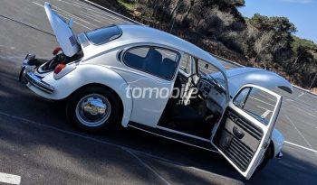 Volkswagen Beetle Importé  1980 Essence 5000Km Tanger #87572 full