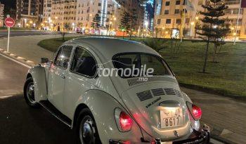 Volkswagen Beetle Importé  1980 Essence 5000Km Tanger #87572