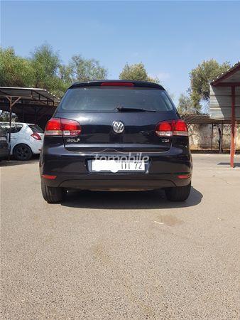 Volkswagen Golf Occasion 2012 Diesel 154000Km Rabat #87739 plein