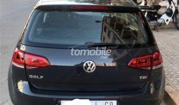 Volkswagen Golf Occasion 2015 Diesel 75000Km Marrakech #88100 plein
