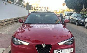Alpha Romeo . Occasion 2017 Diesel 23200Km Rabat #88612