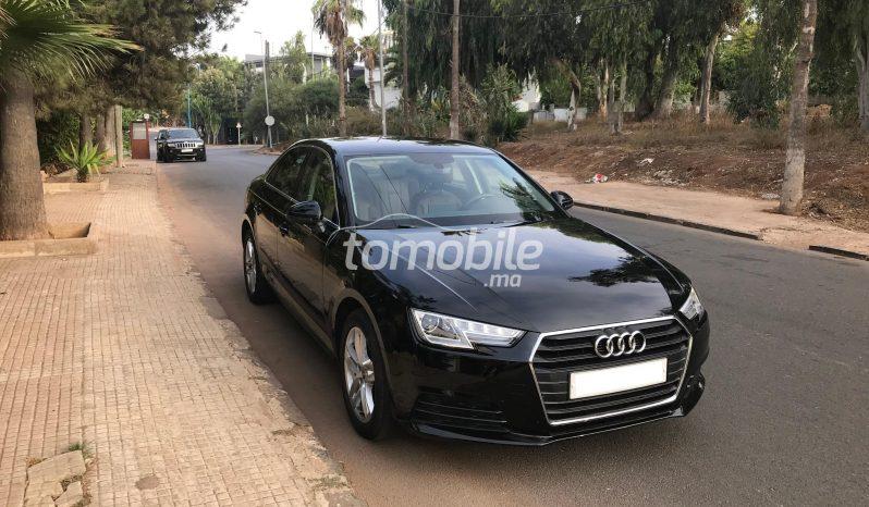 Voiture Audi A4 01/2017 à casablanca  Diesel  - 8 chevaux