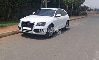 Audi Q5 Occasion 2010 Diesel 190000Km Casablanca #88827 plein