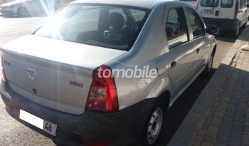 Dacia Logan Occasion 2012 Diesel 118000Km Tanger #88517 plein