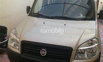 Fiat Doblo Occasion 2015 Diesel 67000Km Casablanca #88767 plein