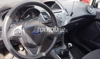 Ford Fiesta  2015 Essence 80600Km Marrakech #88646 plein