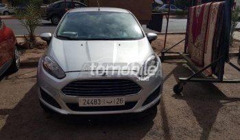 Ford Fiesta  2015 Essence 80600Km Marrakech #88646 plein