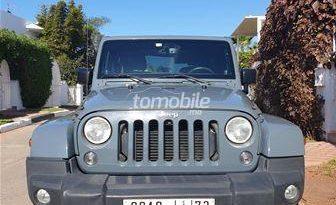 Jeep Wrangler Occasion 2014 Diesel 98000Km Casablanca #88551 full