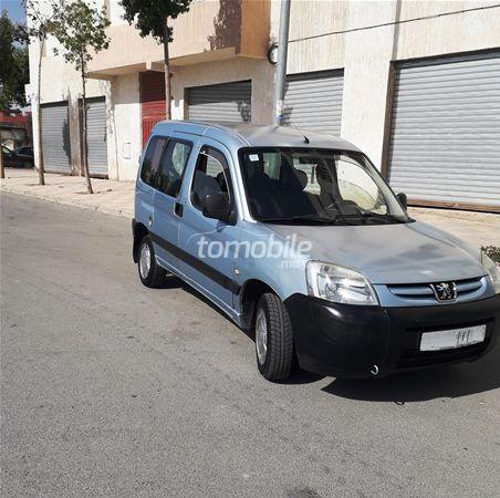 Voiture Peugeot Partner 2005 au Maroc  Diesel  - 7 chevaux