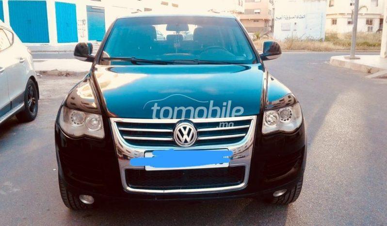 Voiture Volkswagen Touareg 10/2010 à bouznika  Diesel