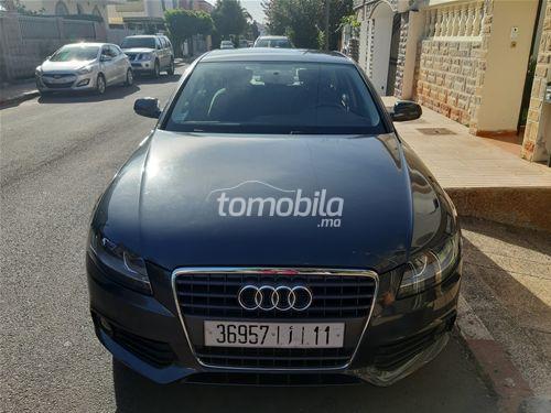 Voiture Audi A4 2011 à casablanca  Diesel  - 8 chevaux