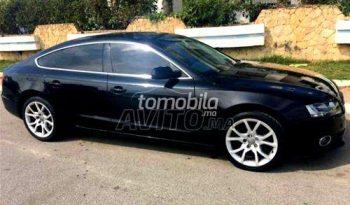 Audi A5 Occasion 2011 Diesel 142000Km Rabat #89112 plein