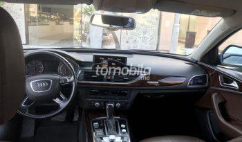 Audi A6 Occasion 2016 Diesel 86000Km Casablanca #89044 plein