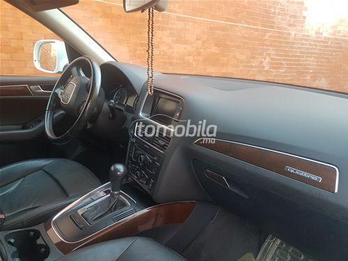 Audi Q5 Occasion 2009 Diesel 67000Km Casablanca #89166 plein