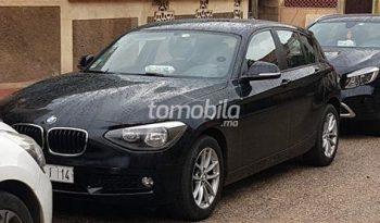 BMW Serie 1 Occasion 2014 Diesel 101000Km Mohammedia #89057 plein
