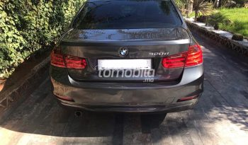 BMW Serie 3  2013 Diesel 100000Km Casablanca #89142 plein