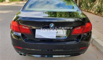 BMW Serie 5 Occasion 2012 Diesel 196000Km Rabat #88860 plein