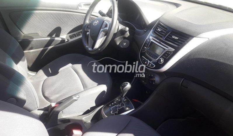 Hyundai Accent  2017 Diesel 70000Km Casablanca #89245 plein