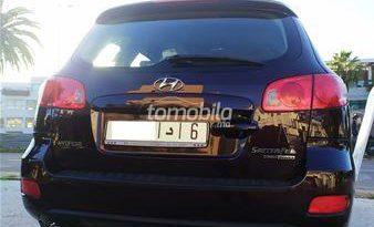 Hyundai Grand Santa Fe Occasion 2010 Diesel 135000Km Casablanca #89342 plein