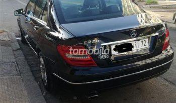 Mercedes-Benz Classe C Occasion 2012 Diesel 117000Km Casablanca #89280 plein