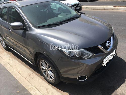 Voiture Nissan Qashqai 2015 à casablanca  Diesel  - 6 chevaux