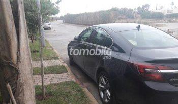Opel Insignia Occasion 2015 Diesel 104500Km Casablanca #89220 plein