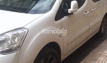 Peugeot Partner Tepee Occasion 2019 Diesel 11000Km Casablanca #88950 full