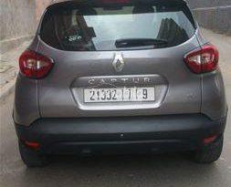 Renault Captur Occasion 2015 Diesel 48000Km Casablanca #89319