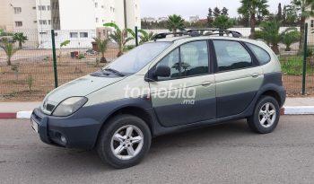 Renault Scenic Importé  2002 Essence 265385Km Casablanca #88903 plein