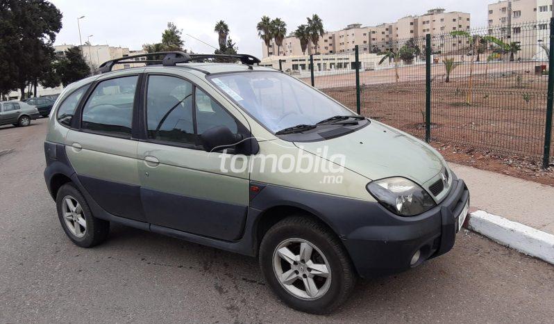 Voiture Renault Scenic 01/2002 à casablanca  Essence