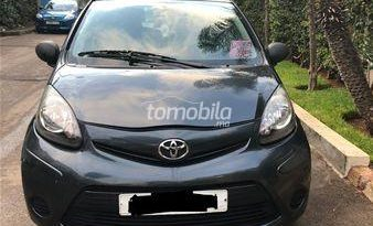 Toyota Aygo Occasion 2013 Essence 116000Km Casablanca #89214 plein