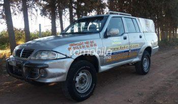 Toyota Hilux Occasion 2005 Diesel 181000Km Marrakech #89102 plein