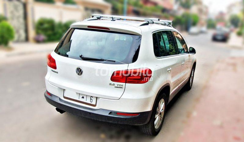 Voiture Volkswagen Tiguan 05/2013 à casablanca  Diesel  - 8 chevaux