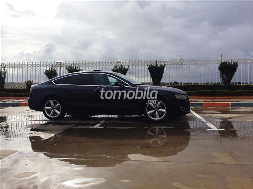 Voiture Audi A5 2011 à casablanca  Diesel  - 12 chevaux