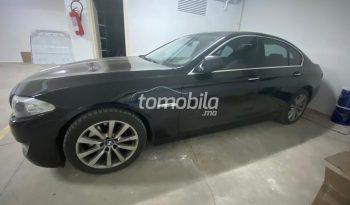 BMW 530 Importé  2011 Diesel 120000Km Casablanca #89574 plein