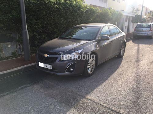 Voiture Chevrolet Cruze 2014 à rabat  Diesel  - 8 chevaux