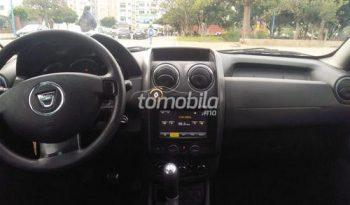 Dacia Duster Occasion 2015 Diesel 140000Km Casablanca #89594 plein