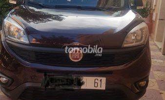 Fiat Doblo Occasion 2016 Diesel 159000Km Béni Mellal #89751 plein
