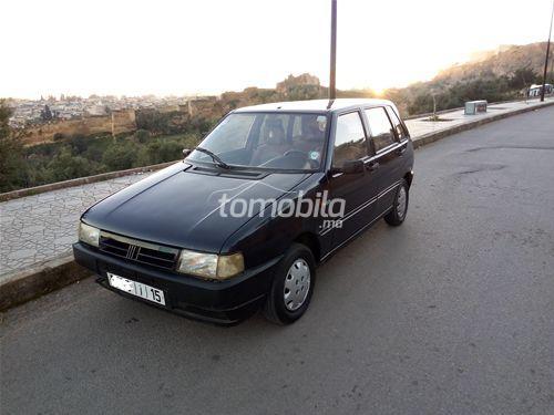Fiat Uno Occasion 1998 Diesel 300000Km Fès #89669 plein