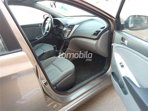 Hyundai Accent Occasion 2012 Diesel 148000Km Tiznit #89800 plein